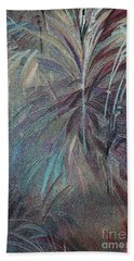 Bath Towel featuring the mixed media Rush by Writermore Arts