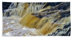 Rushing Water Hand Towel