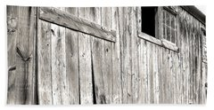 Hand Towel featuring the photograph Rustic by Betsy Zimmerli
