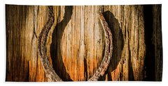 Rustic Country Charm Hand Towel