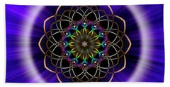Sacred Geometry 242 Bath Towel