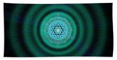 Sacred Geometry 651 Hand Towel