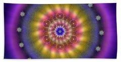 Sacred Geometry 659 Bath Towel