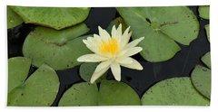 Sacred Lotus Bath Towel