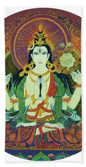Sada Shiva  Bath Towel