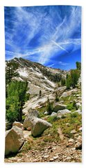 Saddlebag Loop Trail View Bath Towel