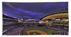 Safeco Field Hand Towel by Dan McManus