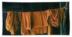 Saffron Robes Hand Towel