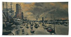 Sail Amsterdam 2015 Bath Towel