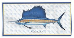 Sailfish Id Bath Towel