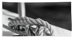Sailor's Knot Square Hand Towel