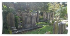 Saint Phillips Cemetery 4 Hand Towel by Gordon Mooneyhan