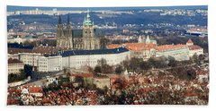 Saint Vitus Cathedral 2 Bath Towel