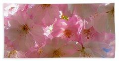 Sakura - Japanese Cherry Blossom Hand Towel