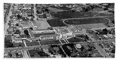 Salinas High School 726 S. Main Street, Salinas Circa 1950 Bath Towel