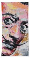 Salvador Dali Hand Towel