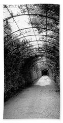 Salzburg Vine Tunnel - By Linda Woods Bath Towel