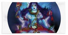 Samadhi Shiva Hand Towel
