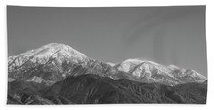 San Gorgonio Mountain-1 2016 Bath Towel