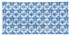 Sand Dollar Delight Pattern 1 Hand Towel