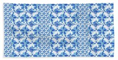 Sand Dollar Delight Pattern 2 Hand Towel