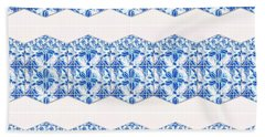 Sand Dollar Delight Pattern 4 Hand Towel