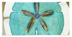 Sand Dollar Star Attraction Hand Towel