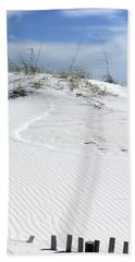 Bath Towel featuring the photograph Sand Dunes Dream 2 by Marie Hicks