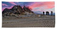 Sand Dunes Of Kitty Hawk Bath Towel