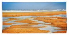 Sand Patterns No.2 Bath Towel
