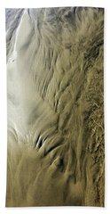 Sand Sculpture 3 Hand Towel