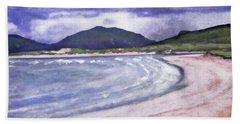 Sands, Harris Bath Towel by Richard James Digance