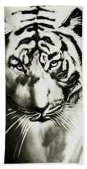 Sandy Tiger Bath Towel