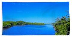 Sanibel Island, Florida Bath Towel