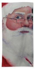 Santa 2016 Bath Towel