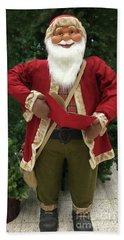Santa Claus Weihnachtsmann Bath Towel