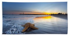 Santa Cruz Starfish Hand Towel