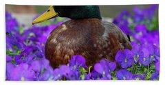 Say Quack Hand Towel