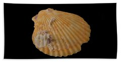 Scallop With Guests Hand Towel