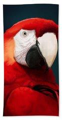 Macaws Bath Towels