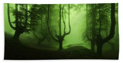 The Funeral Of Trees Bath Towel