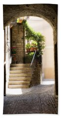 Scenic Archway Hand Towel