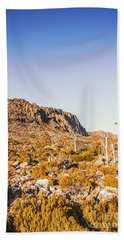 Scenic Barren Range Bath Towel