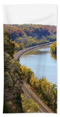 Scenic View Hand Towel