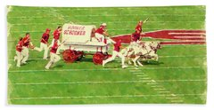 Schooner Celebration Bath Towel