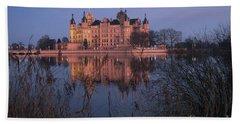 Schwerin Castle 2 Hand Towel