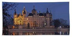 Schwerin Castle 3 Hand Towel