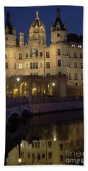 Schwerin Castle 4 Hand Towel