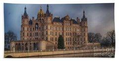 Schwerin Castle 6 Bath Towel