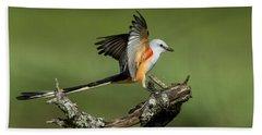 Scissor-tailed Flycatcher Hand Towel